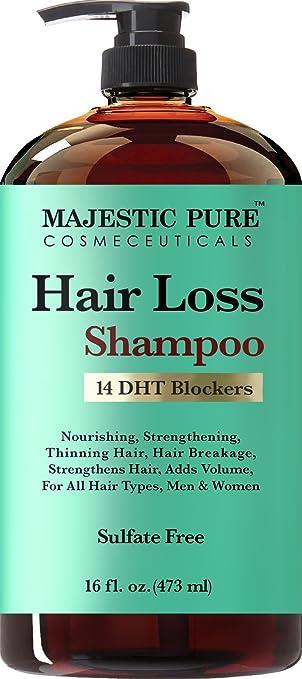 10 best hair loss shampoo for men 2018