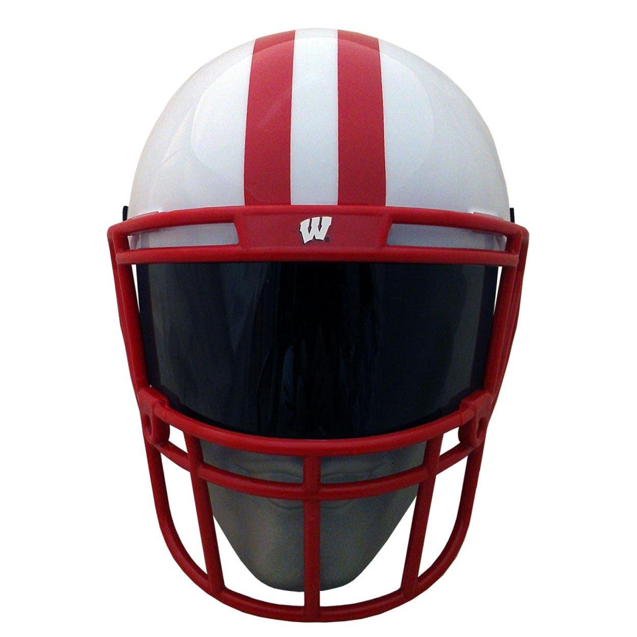 NCAA Wisconsin Badgersファンマスク   B00ITUMFZ6
