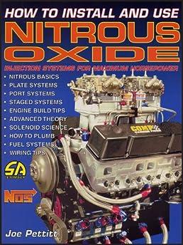 nitrous oxide injection guide joe pettitt 0601784000509 amazon rh amazon com automotive electrical wiring books Automotive Wiring Kit
