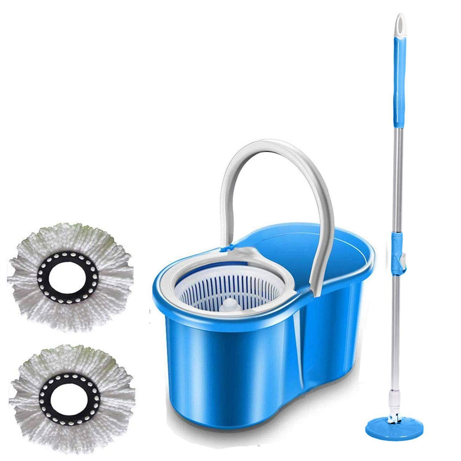 Best 360 spin mop and bucket India 2021