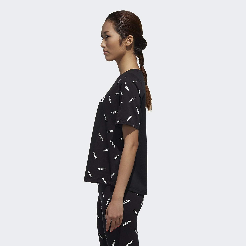 Maglietta Donna adidas W Print Tee