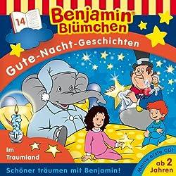 Im Traumland (Benjamin Blümchen Gute Nacht Geschichten 14)