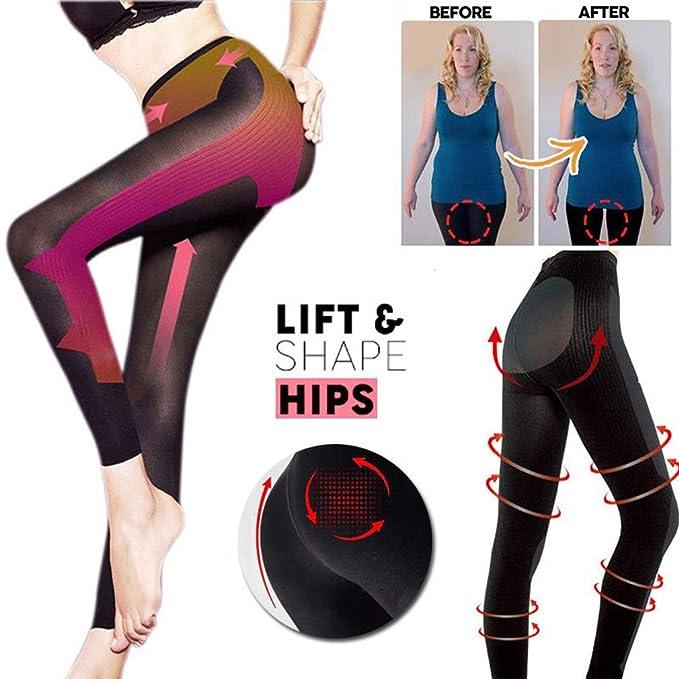 3471bf694538ef 2019 Colorcasa Sculpting Sleep Leg Shaper - New Sexy Pants Legging Socks |  Women Body Shaper