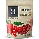 Organic Goji Berries   Botanica   Superfood   500 grams