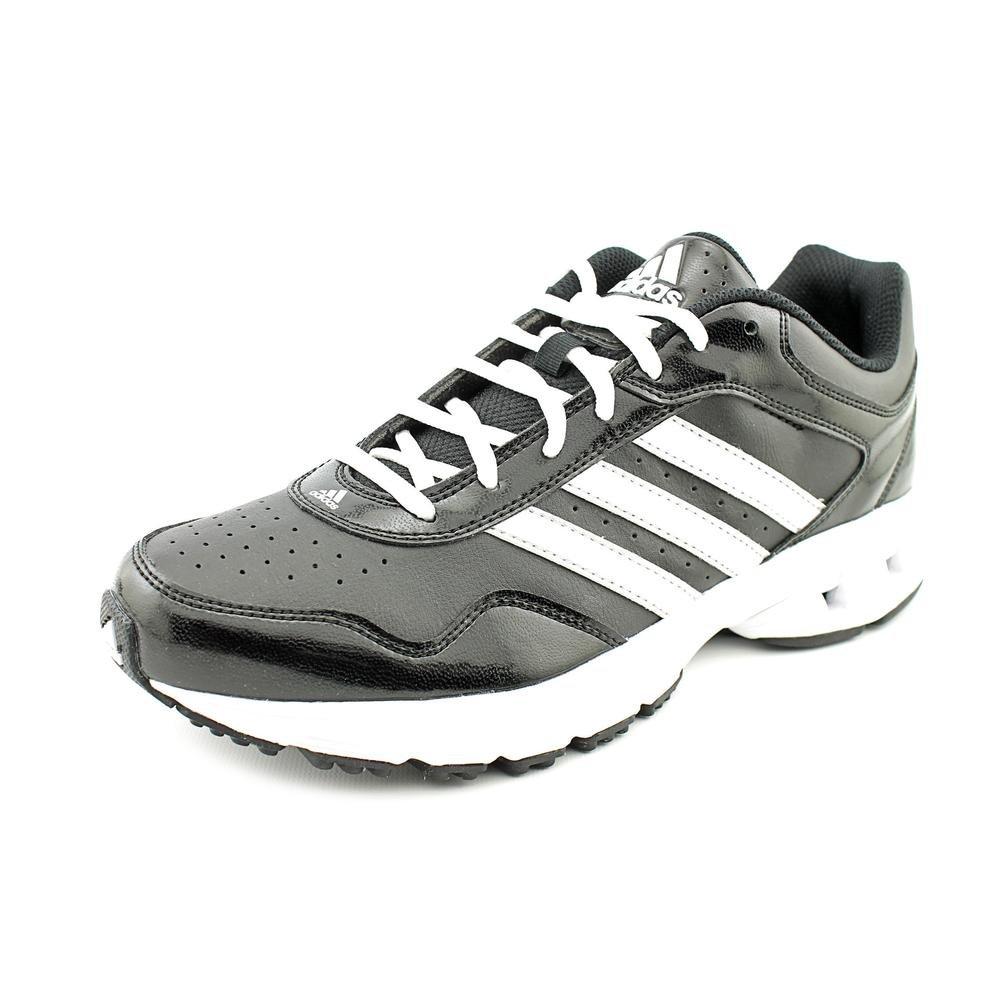 best cheap 45c7c 0759e Galleon - Adidas Falcon Trainer 3 Mens Turf Shoe 11 Black-White