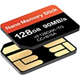 Amazon.com: ThreeCat Mobile Phone Memory Card NM Card 128GB ...