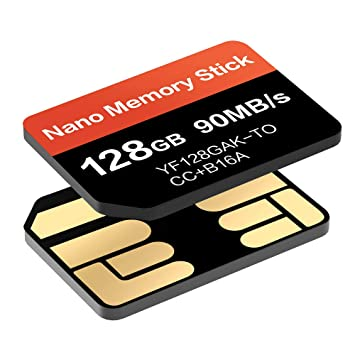 Amazon.com: NM Card - Tarjeta de memoria micro SD (128 GB ...