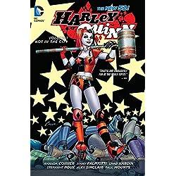 61H7PZhs7wL._AC_UL250_SR250,250_ Harley Quinn Comic Books