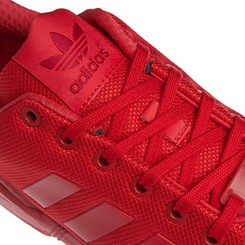Rouge adidas Bleu ZX Mode Basket Flux Garçon nx7PwzHxq