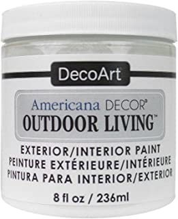 product image for DecoArt PicketFence Americana Outdoor Living 8oz Picket Fence, White