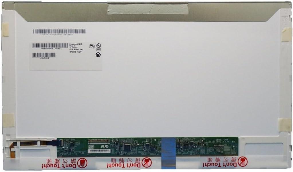 "AU OPTRONICS B156XTN02.0 LAPTOP LED LCD Screen Display 15.6/"" WXGA HD Bottom Left"
