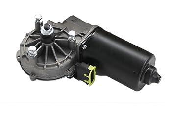 Motor limpiaparabrisas delantero 0390241132 8d1955113 a 8d1955113b: Amazon.es: Coche y moto