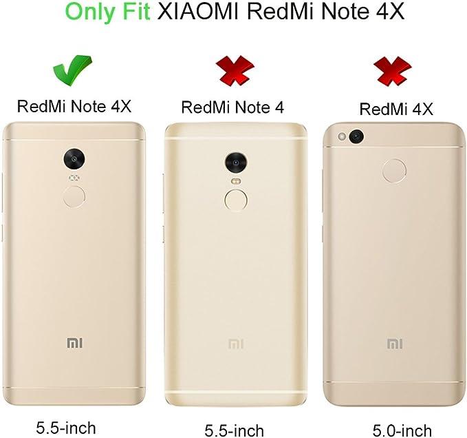 KaiTeLin XiaoMi RedMi Note 4X Funda: Amazon.es: Electrónica
