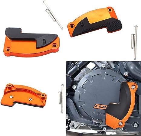 GUAIMI Right Side Engine Guard Cover Crash Slider Protector For KTM 1290 Super Adventure//Super Adventure R//S//T 1050//1090//1190 Adventure