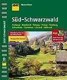 ADAC Wanderführer Süd-Schwarzwald plus Gratis Tour App: Freiburg, Waldkirch, Triberg, Titisee, Feldberg, Schluchsee, Todtmoss, Lörrach, Albbruck