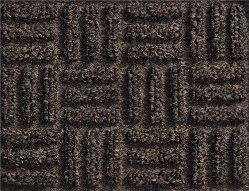(M+A Matting 265 Nutmeg Polypropylene WaterHog Masterpiece Select Entrance Mat, 3' Length x 2' Width, For)