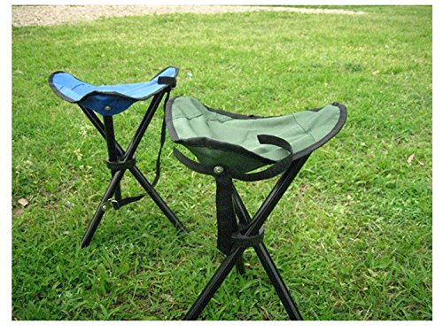 Mitef Small Triangular Stool Foldable Tripod Camp Chair Portable Seat Child Folding Stool For Indoor and Outdoor Activities
