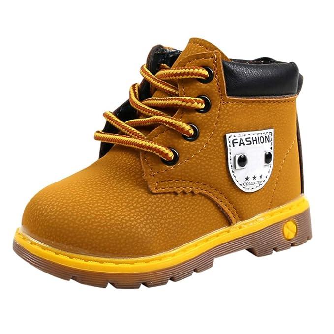 Martin Casuales Bebés Niños,Calientes Niños Niñas Sneaker Botas Niños Zapatos Absolute (. Pasa el ratón por encima de ...