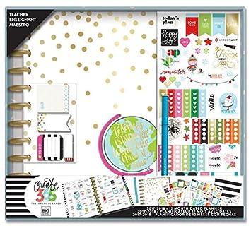 Create 365 The Happy Planner Box Kit, BIG Teacher Edition