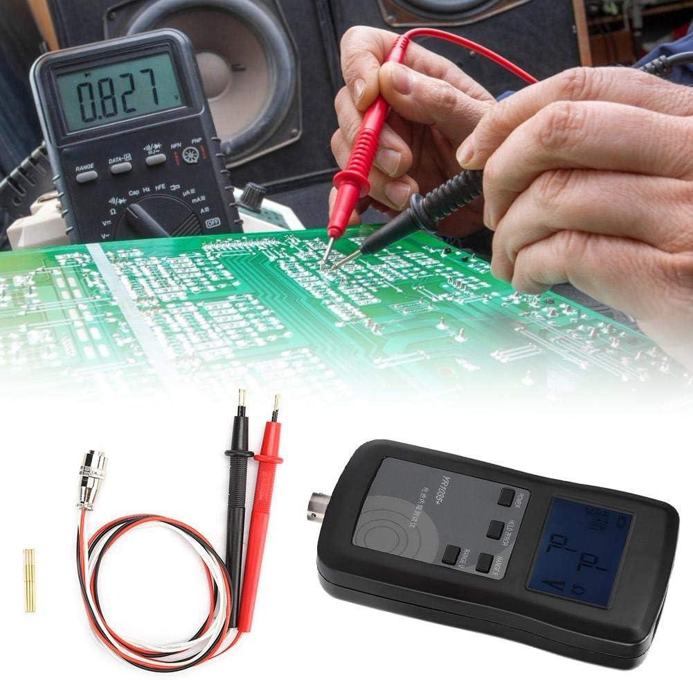 batterie alcaline Litio Ferro fosfato VBESTLIFE Tester di Resistenza Interna Batteria a 4 Fili YR1035 con Display LCD a Piombo per Acido al Piombo a Secco ioni di Litio polimeri di Litio