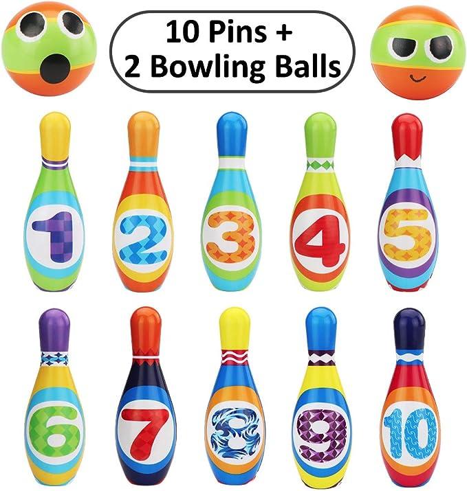 10er Pack Kugelhafttücher Kugelhafttuch Kegeln Bowling