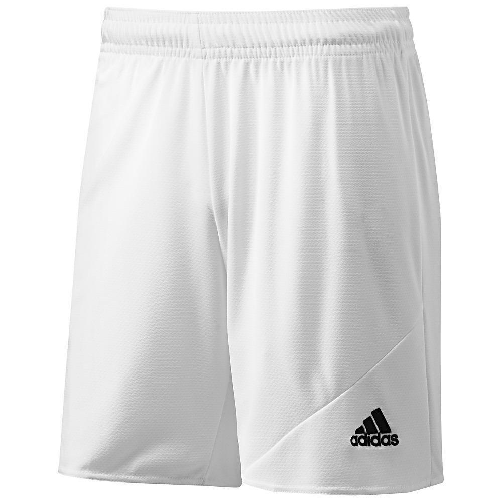 adidas(アディダス)パフォーマンスストライカー13 ユース向けショーツ B00ECHI0YU X-Large|White | White White | White X-Large
