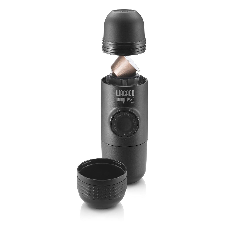 WACACO PORTABLE ESPRESSO MACHINE ''Mini Presso NS'' LG12-MP-NS【Japan Domestic genuine products】