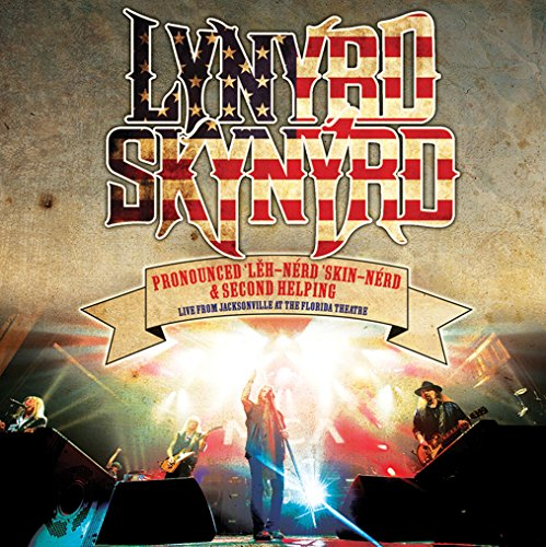 Pronounced Leh-nerd Skin-nerd & Second Helping [Live From The Florida Theater][2 CD]
