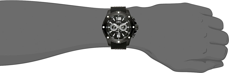 Invicta Men s 19662 I-Force Analog Display Swiss Quartz Black Watch
