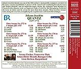 Flute Sonatas Nos 272-277
