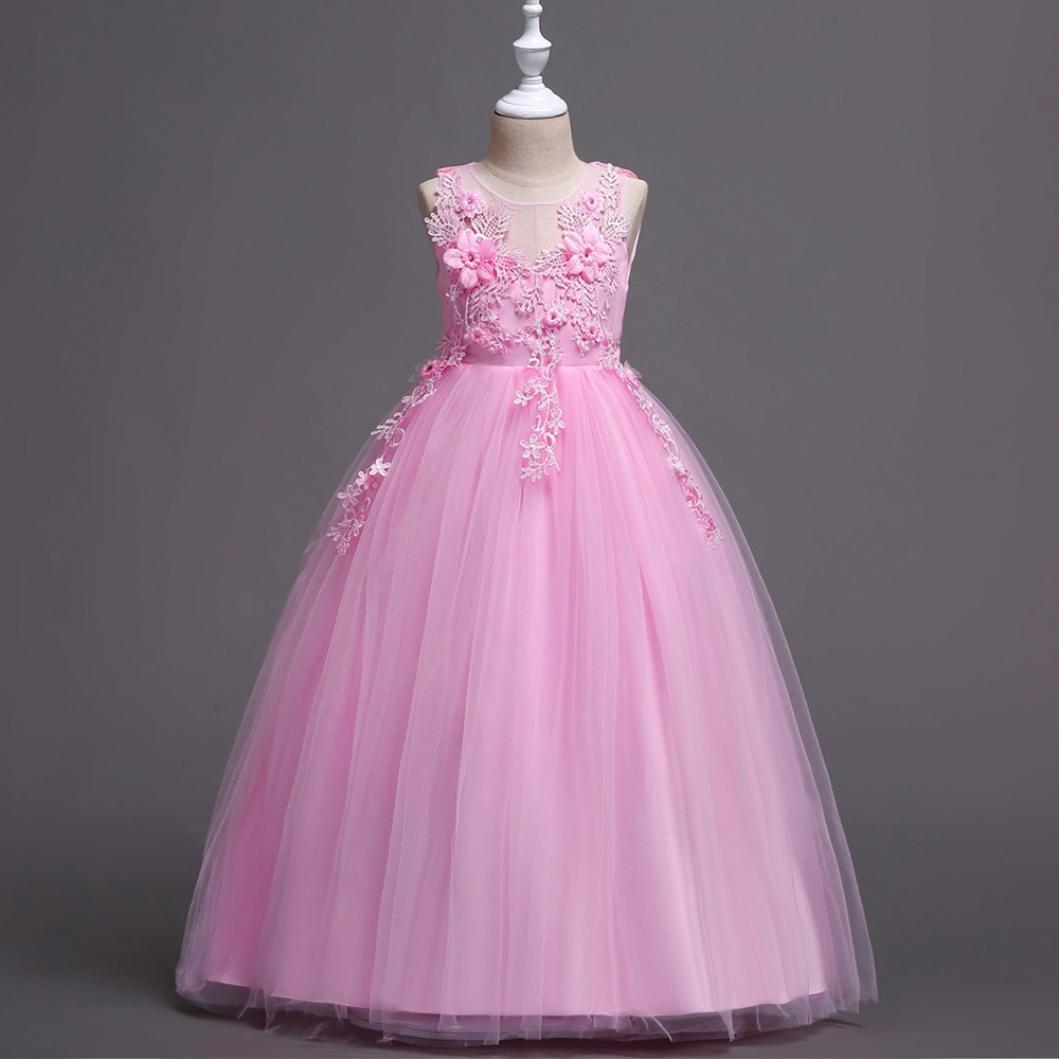 Jarsh de Flower - Vestido - de boda para tutú dama de honor, de ...
