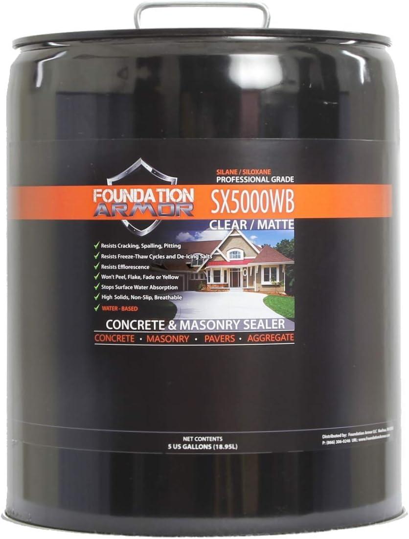 Foundation Armor SX5000 Penetrating Sealer