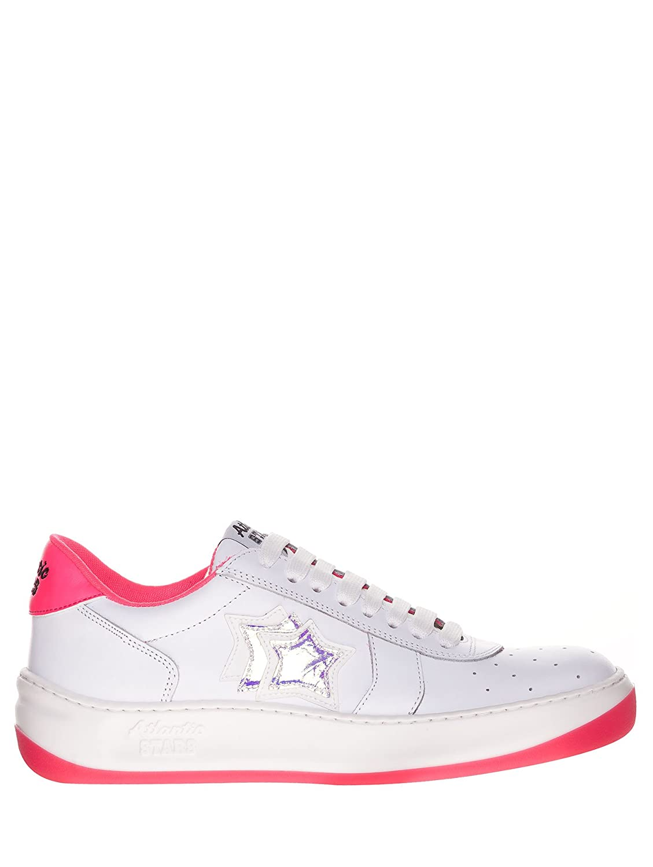 Atlantic Stars Suez Sneakers Pelle Suola Fosforescente , Misura 38
