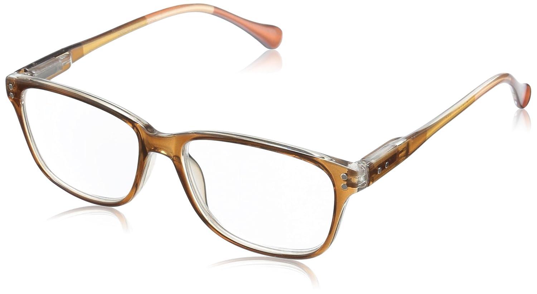 Peepers Women's Framework Rectangular Reading Glasses Blue 1 Peepers Reading Glasses 2178100