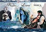 Verdi: La traviata, Rigoletto / Puccini: Tosca [Blu-ray]