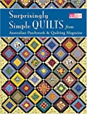 img - for Surprisingly Simple Quilts: From Australian Patchwork & Quilting Magazine (That Patchwork Place) book / textbook / text book