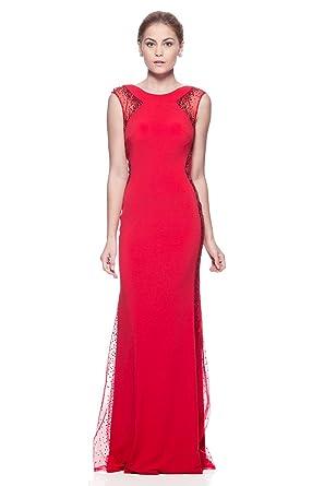 58ad1b8e76d9 BICICI & COTY Womens Elegant Sheath Dress Red at Amazon Women's Clothing  store: