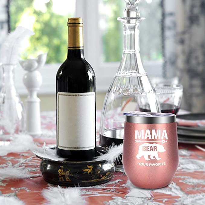 Wine Accessories and Gift Boxes Two Pairs Funny Gifts for Mom Dad Grandma If You Can Read This Bring Me Some Wine Socks Birthday Gift Ideas Sunboom Wine Gifts for Women Men