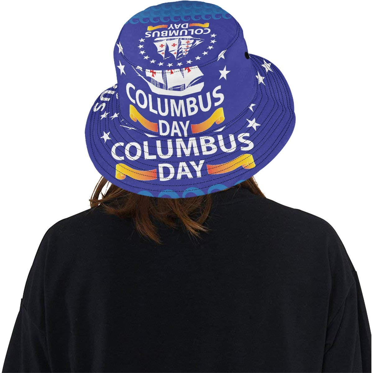 Columbus Day Kids Children Short Sleeve Shirt Tops