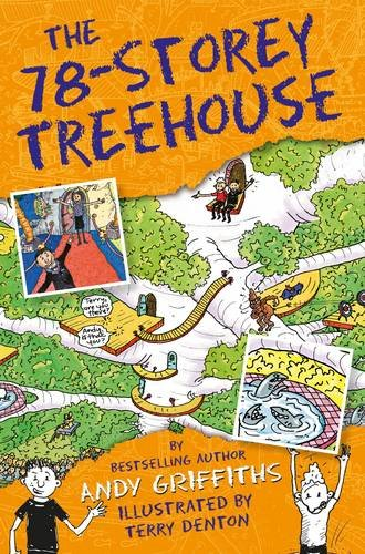 The 78-Storey Treehouse (Treehouse Books 6)