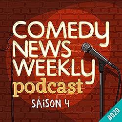 Cet épisode inclut Marina Rollman donc c'est bon vous pouvez écouter (Comedy News Weekly - Saison 4, 20)