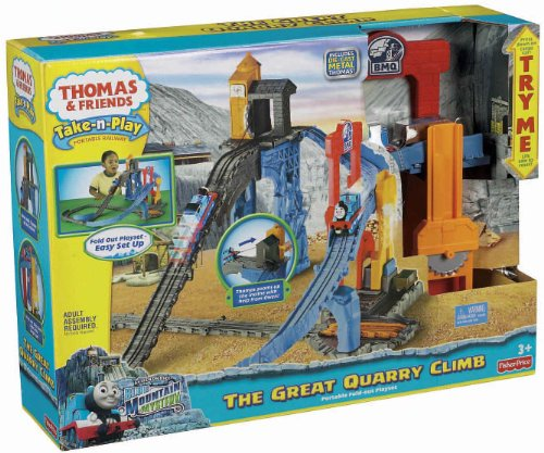 Fisher-Price Thomas & Friends the Great Quarry Climb