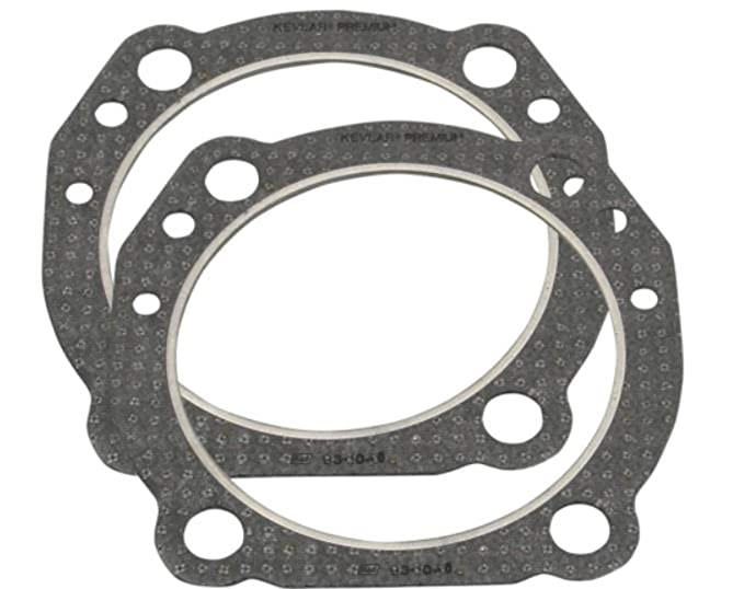 Amazon com: S&S Cycle 930-0087 Head Gaskets - 4in  Bore
