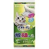 デオトイレ 1週間消臭・抗菌 消臭・抗菌シート 10枚入り×12個 (ケース販売)
