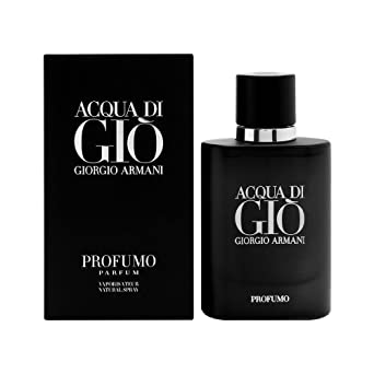 Giorgio Armani Gio Perfume Water Parfum Spray 40ml Amazoncouk