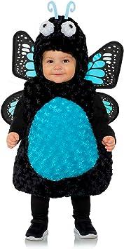 Horror-Shop Disfraz De Mariposa Azul para Niños Pequeños XL ...