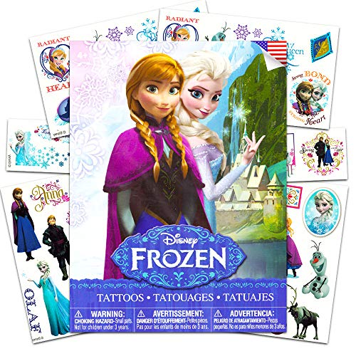 (Disney Frozen Elsa, Anna and Olaf 50 Count)