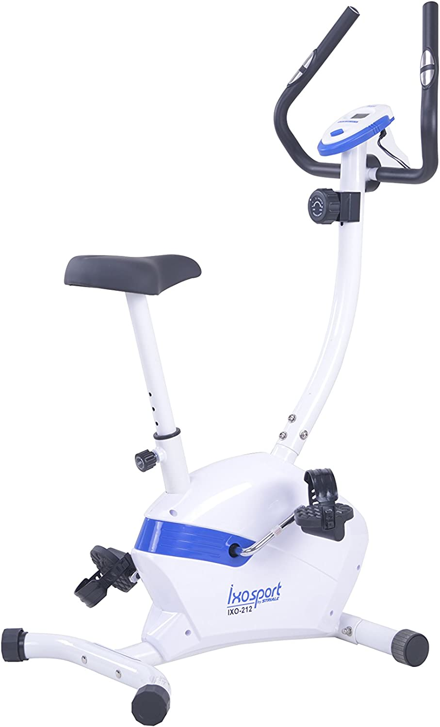 Ixo Sport 212 Bicicleta estática para Adulto, Color Blanco: Amazon ...
