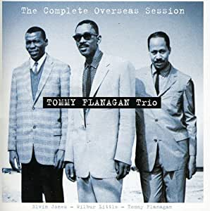Tommy Trio Flanagan Complete Overseas Session Amazon