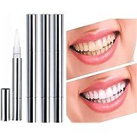 Tandenbleekpen, Tandenbleekpen voor gevoelige tanden, Krachtperoxide Tanden bleken Tandenbleken Whitener Pen Gel…